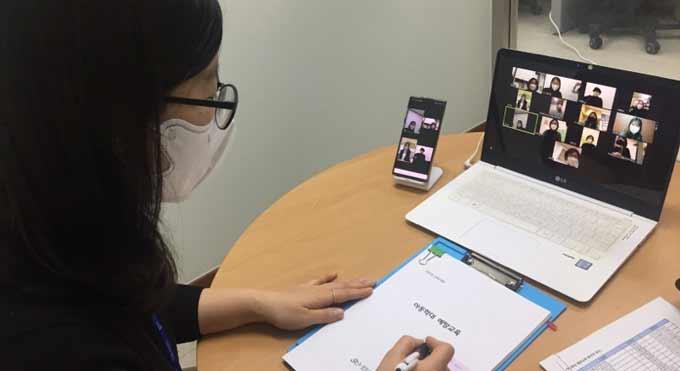용인시 어린이집 아동학대 예방교육 점검