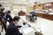 도의회 의회운영위 도 결산 승인