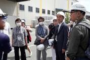 이항진 여주시장 지역현안 일본 방문