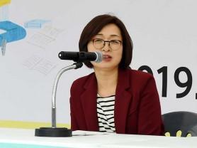 은수미 성남시장 '책 피는 봄' 축제 참석