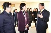 """윤화섭 안산시장 """"석면 안전 학교 만들겠다"""""""