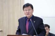 유광국 도의원 말산업육성기금 조례안