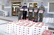 육군 7군단 침체된 지역경제 살리기 동참