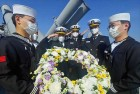 해군2함대 천안함 46용사 해상위령제 거행