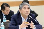도의회 송한준 의장 시·군 정책간담회