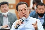 """조광한 남양주시장 """"동양하루살이, 내 문제로"""""""