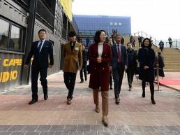 성남시 임시문화공간 위례STORY BOX 준공