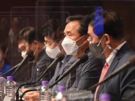 이항진 시장, GTX노선 관련 포럼 토론 참여