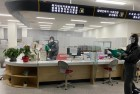 남양주 다산행정복지센터 민원실 정기적 방역