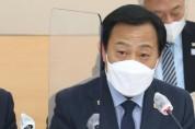 장현국 의장, '道주요사업 예산확보 협력' 요청