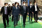 장현국 의장 경기북부 민생현장 방문